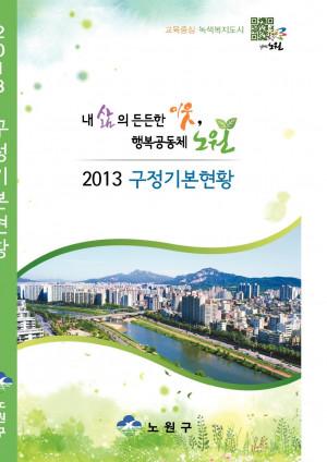 2013 구정기본현황